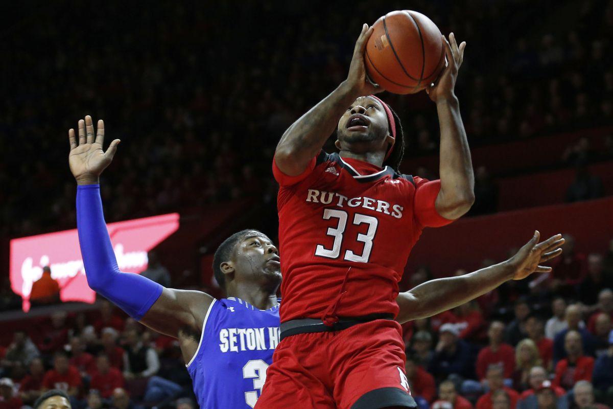 NCAA Basketball: Seton Hall at Rutgers