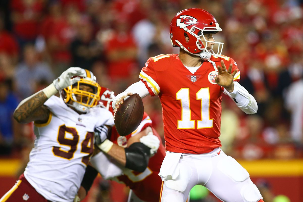 eacf3791 NFL power rankings 2017, Week 6: Alex Smith has the Chiefs rolling ...