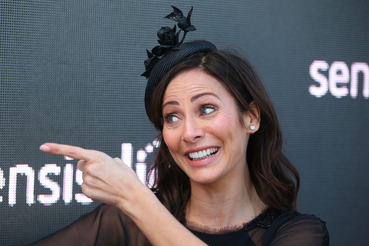 Celebrities Attend Derby Day