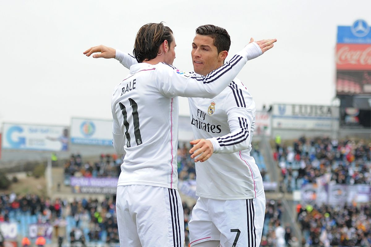 Getafe Real Madrid: Real Madrid, La Liga 2015: Three Flashes To Heat