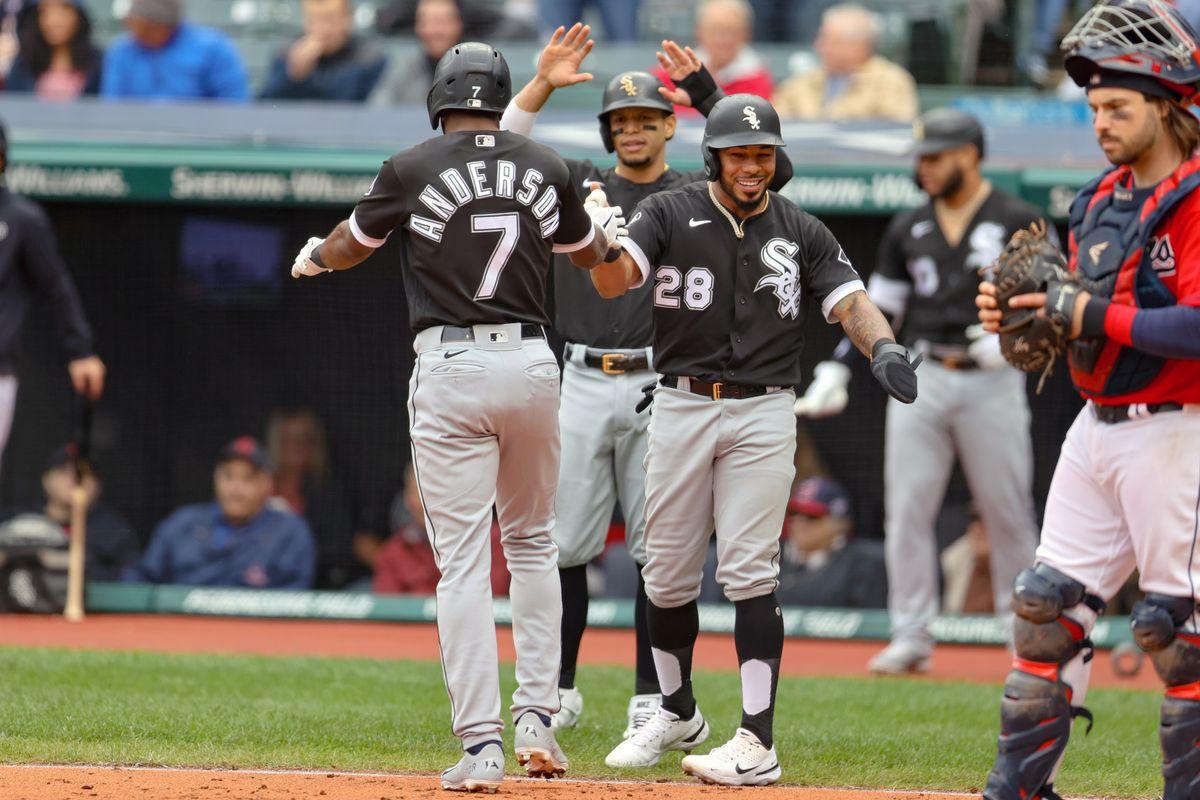 MLB: SEP 23 White Sox at Indians