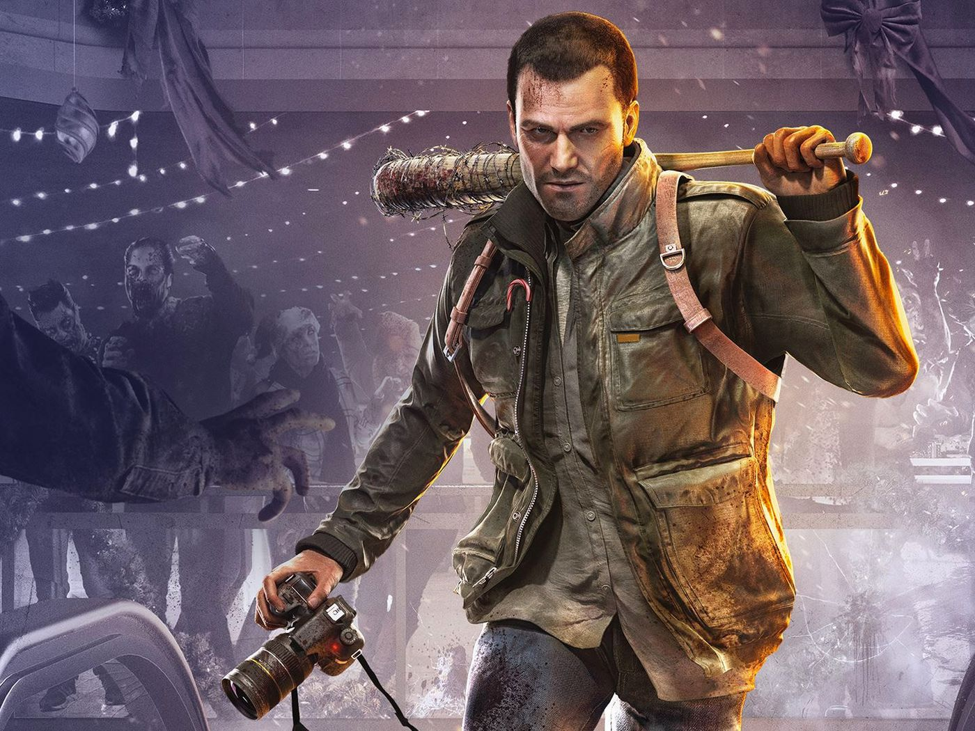 Dead Rising 4 Dlc Brings Back The Timer Adds 18 Holes Of Mini