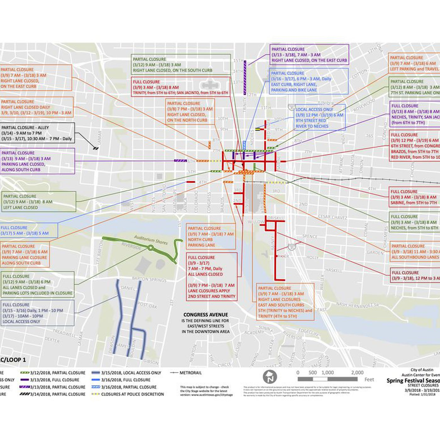 SXSW 2018: here is your street closures map - Curbed Austin on live map, linkedin map, business map, culture map, marketing map, communication map, research map, love map, fashion map, networking map, food map, inspiration map, maker faire map, london map, fun map, tv map, coachella map, itunes map, sasquatch map, interactive map,