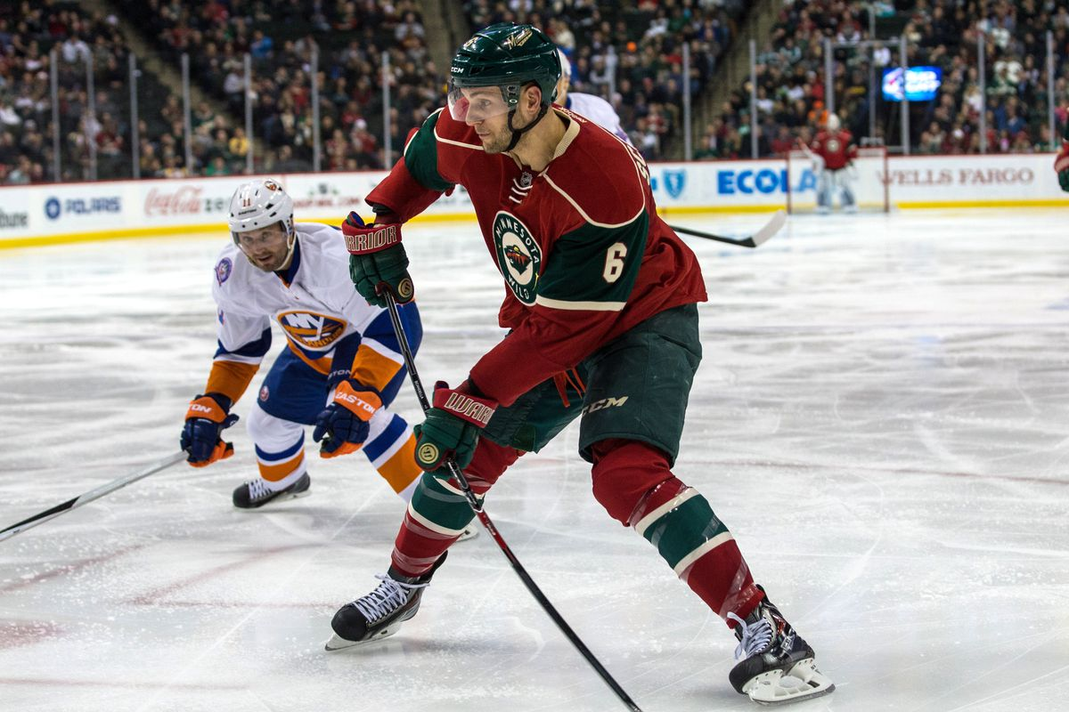 Marco Scandella may get suspended by the NHL for his actions in last night's game.