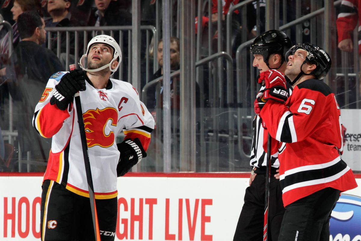 I gave these two Norris trophy votes.  Giordano (left) got a few.  Greene (right) did not.