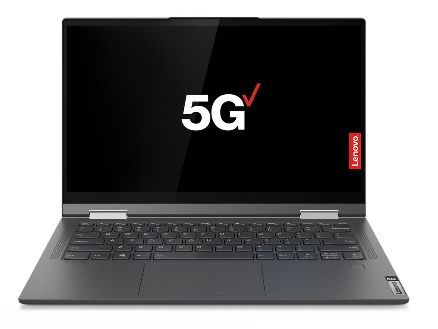 The Lenovo Flex 5G is the world's first 5G laptop you can actually ...