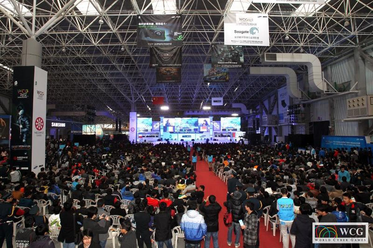 World Cyber Games 2013 Grand Final stage and streams schedule