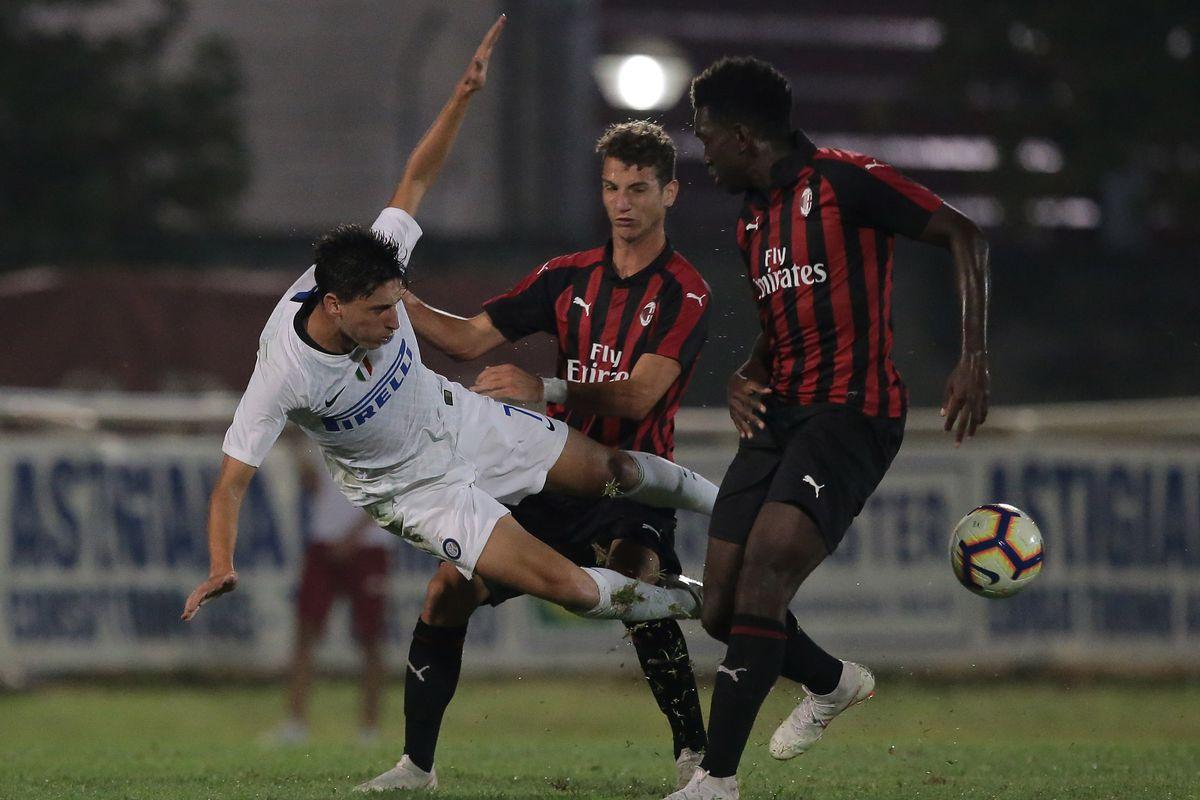 FC Internazionale U19 v AC Milan U19 - Trofeo Mamma Cairo