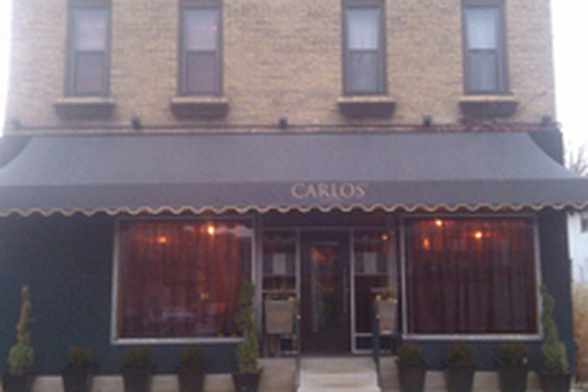 Critically Acclaimed Carlos Restaurant To Shutter Eater
