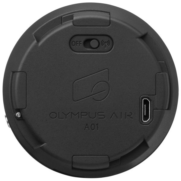 how to connect olympus camera to smartphone