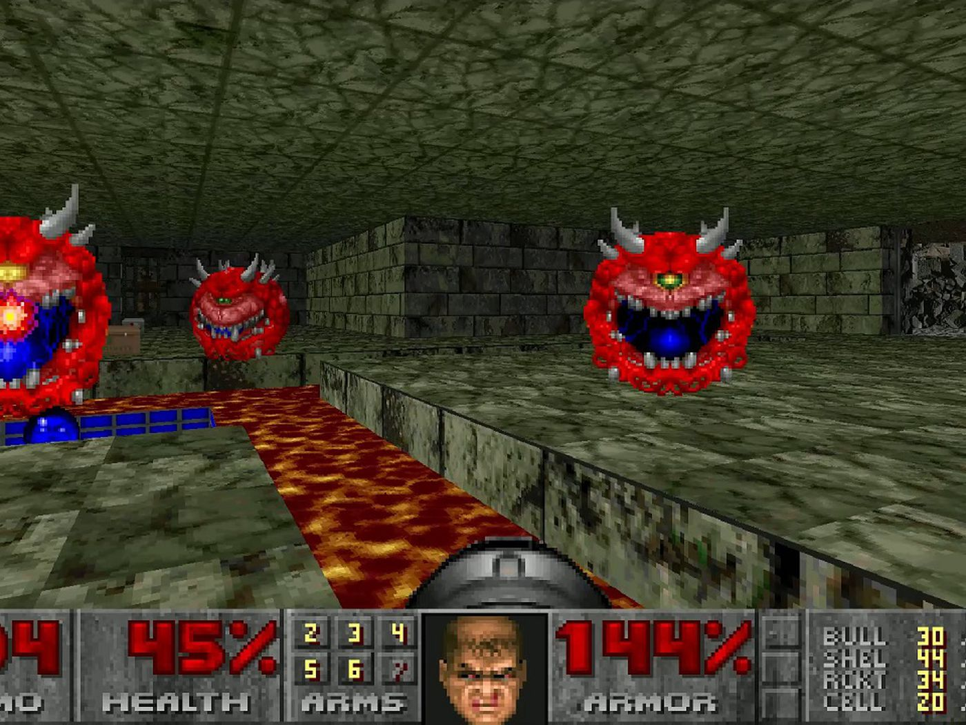 Classic Doom releases require an online account, leading to