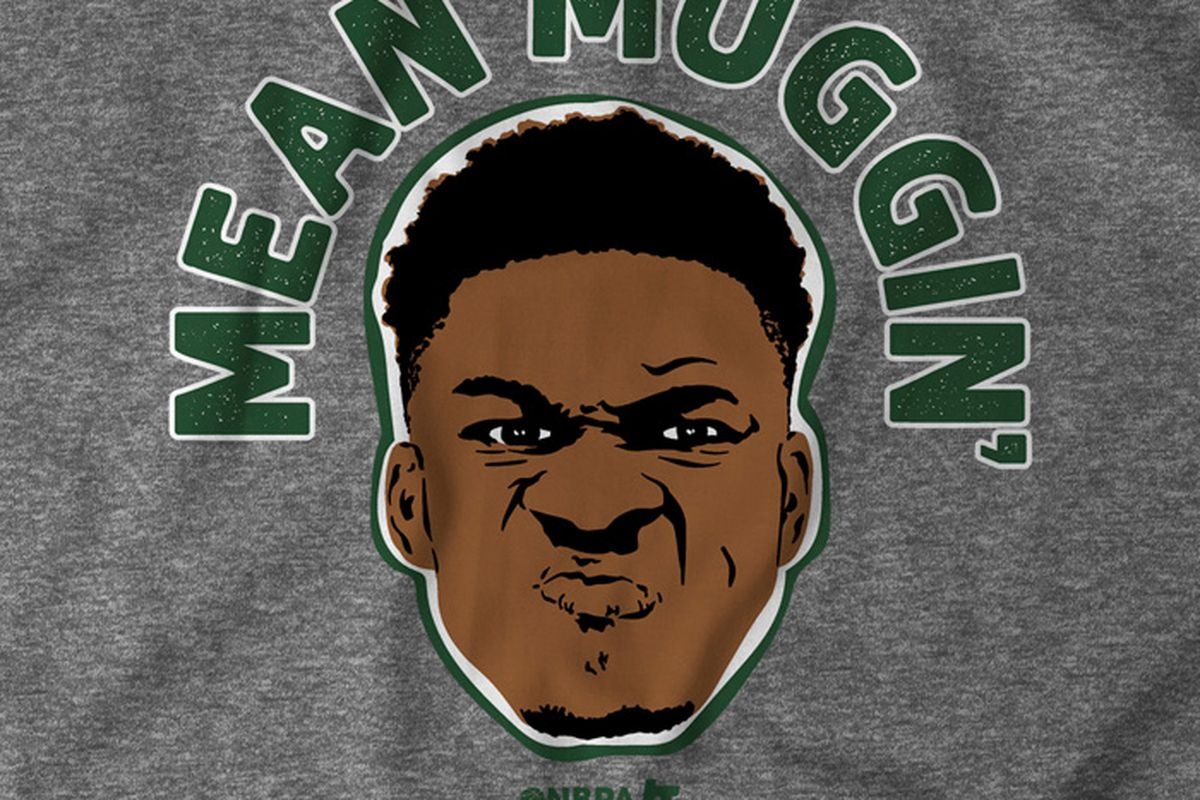 Site Announcement Giannis Antetokounmpo Mean Muggin T