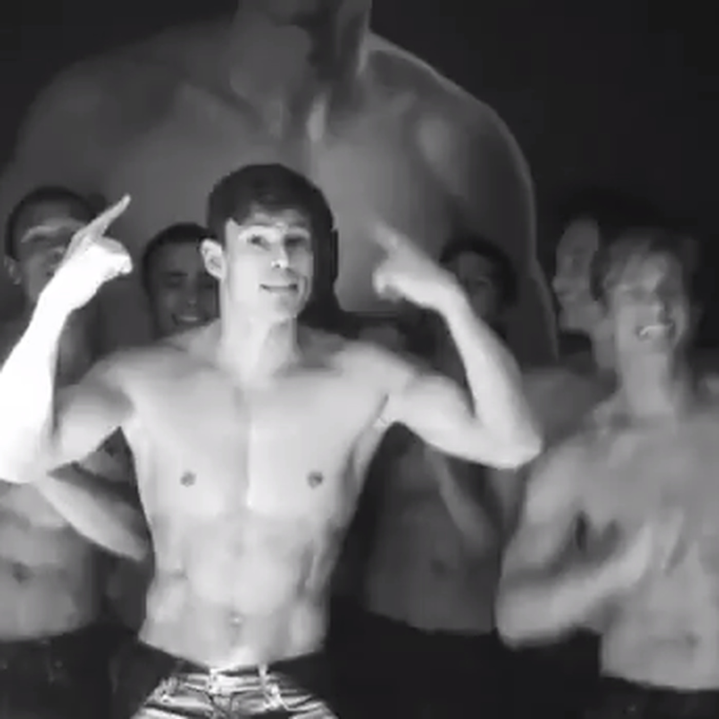 It's Not Really Summer Until Half-Naked Abercrombie