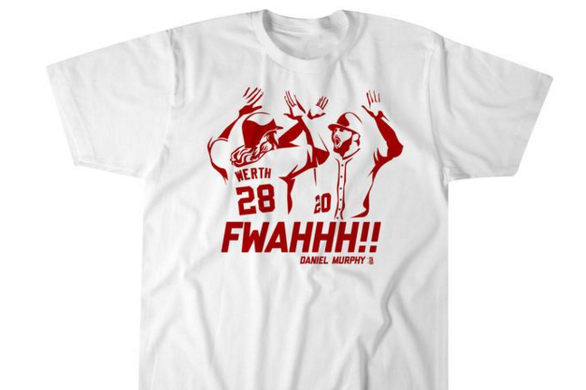 Get your FWAHHH!! t-shirt from our friends at Breaking T.