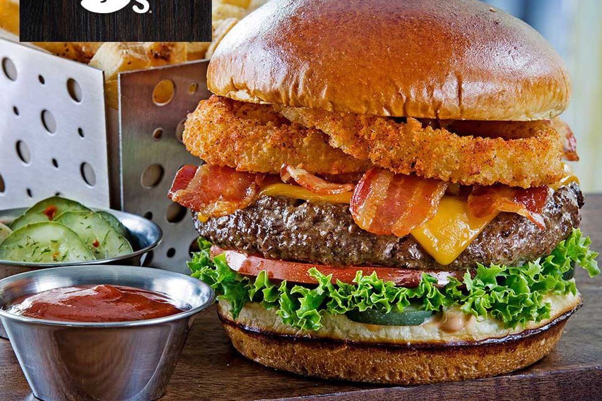 Would you Instagram this burger?