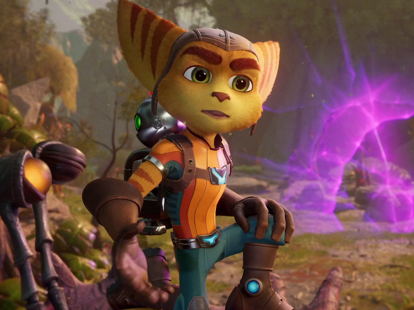 Ratchet Clank Ps5 Sequel Ratchet Clank Rift Apart Announced