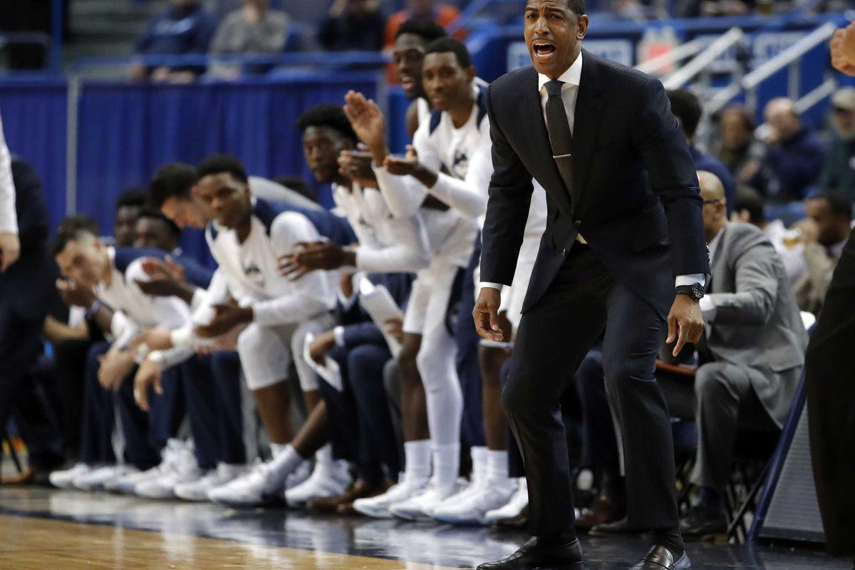 NCAA Basketball: Stony Brook at Connecticut
