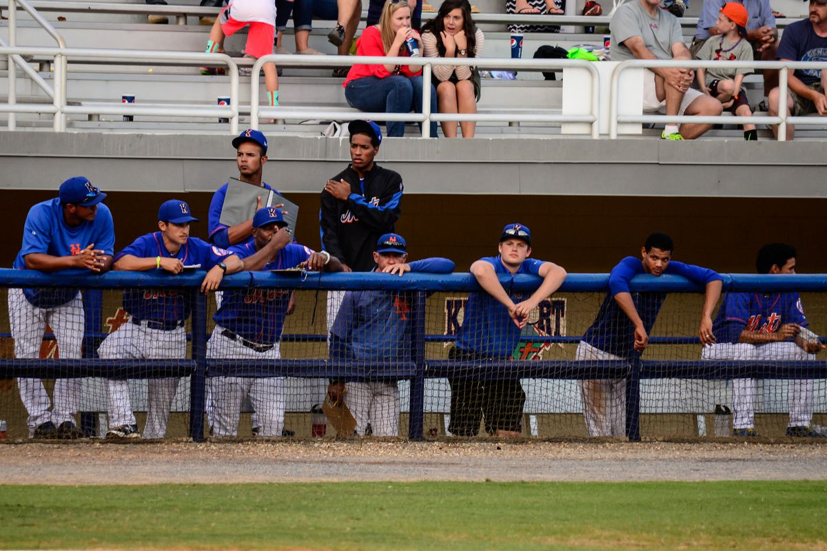 Meet the k mets meet the k mets step right up and greet the k amazin avenue sits down with righthander andrew church shortstop luis guillorme and rightfielder wuilmer becerra kristyandbryce Gallery