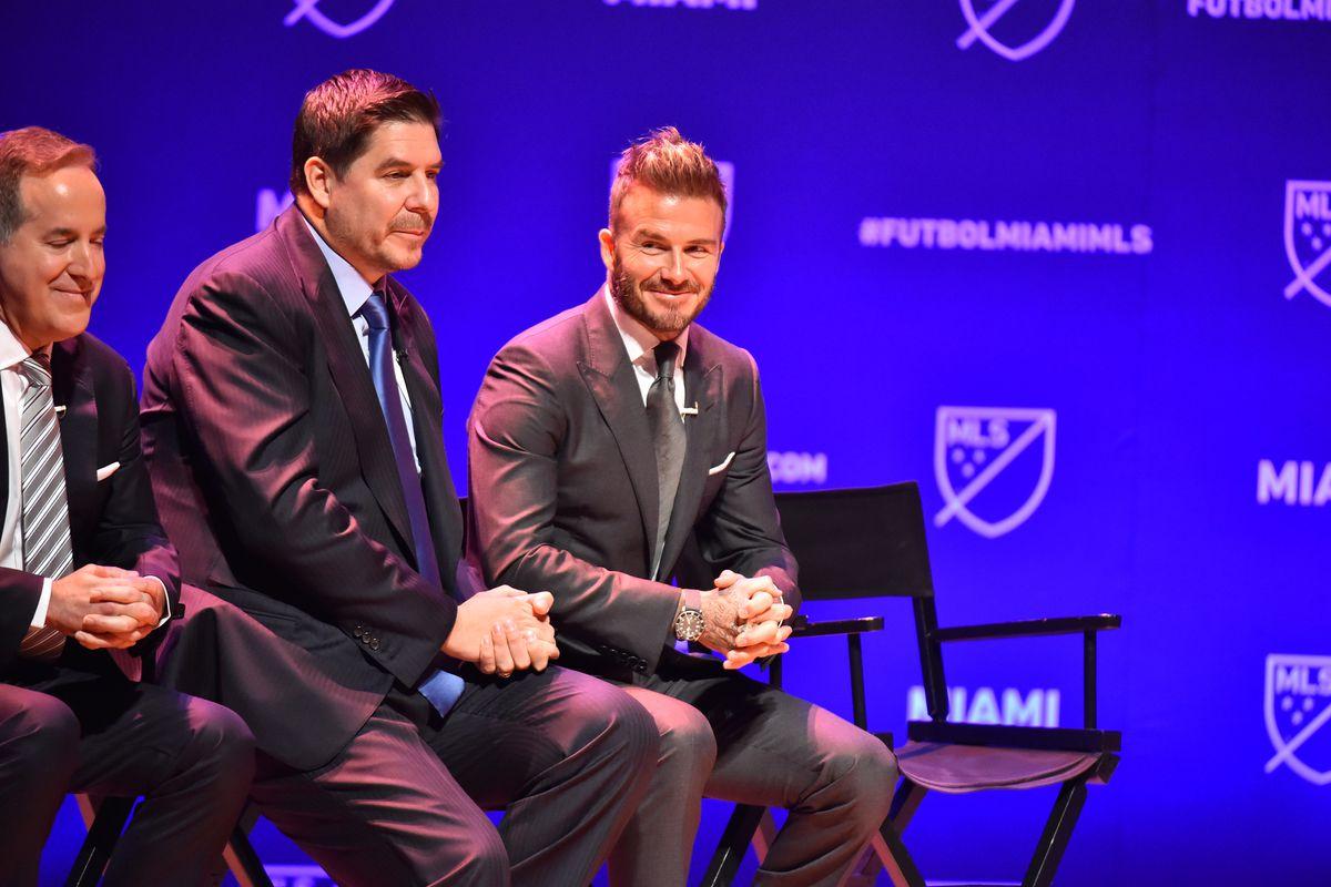 MLS Announces New Team In Miami