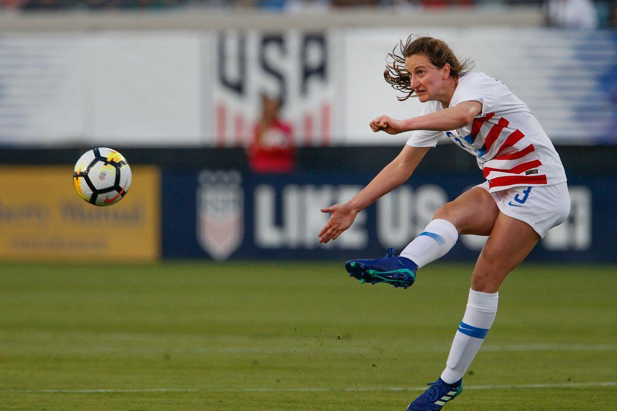 Soccer: International Friendly Women's Soccer-Mexico at USA
