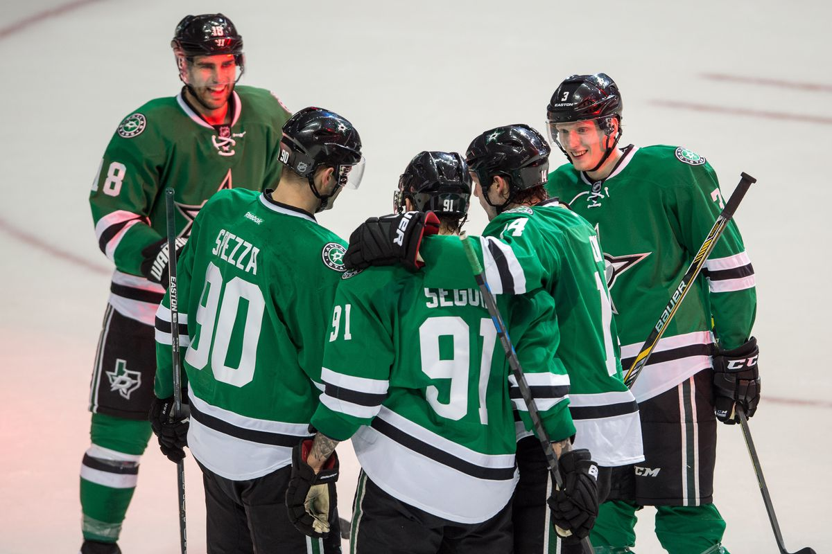 The Dallas Stars will take more like these, please.