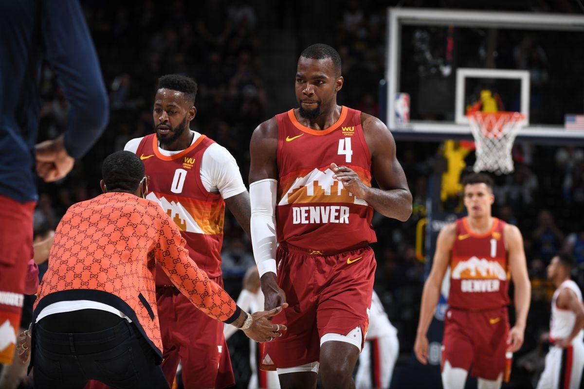 NBA 2021 Playoffs - Portland Trail Blazers v Denver Nuggets