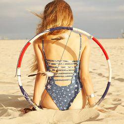 """Image via <a href=""""http://shopplanetblue.com/fourth-of-july-lookbook"""">Planet Blue</a>"""