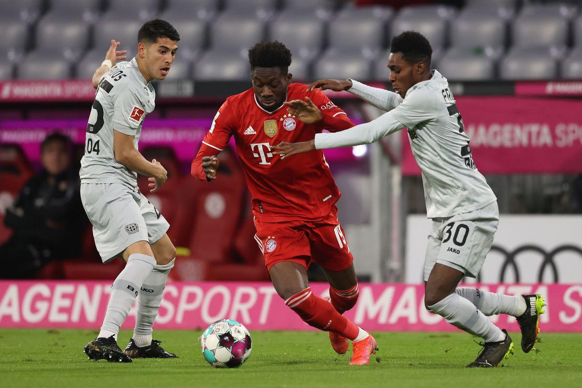FC Bayern München v Bayer 04 Leverkusen - Bundesliga for DFL