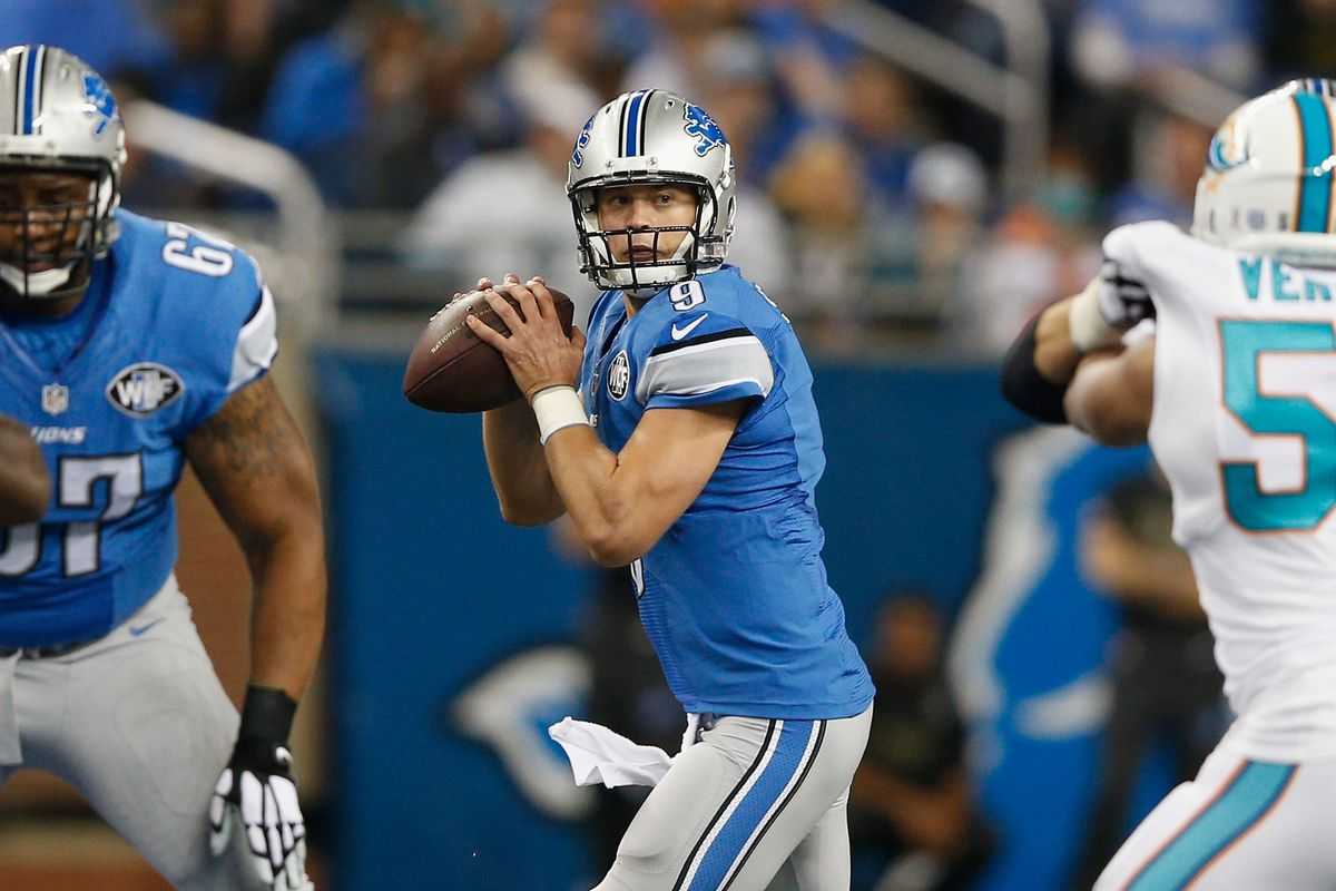 e91cbe66 Week 7 preview: Detroit Lions at Miami Dolphins breakdown ...