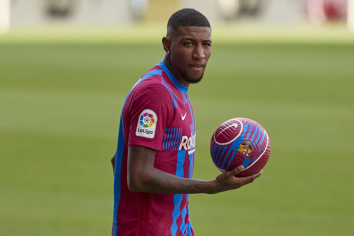 FC Barcelona Unveils New Signing Emerson Roya