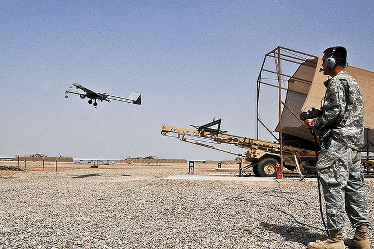 US Military Sees More Drones Cyber Weapon Non Proliferation In