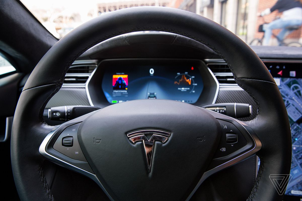 how tesla changed the auto industry forever the verge. Black Bedroom Furniture Sets. Home Design Ideas