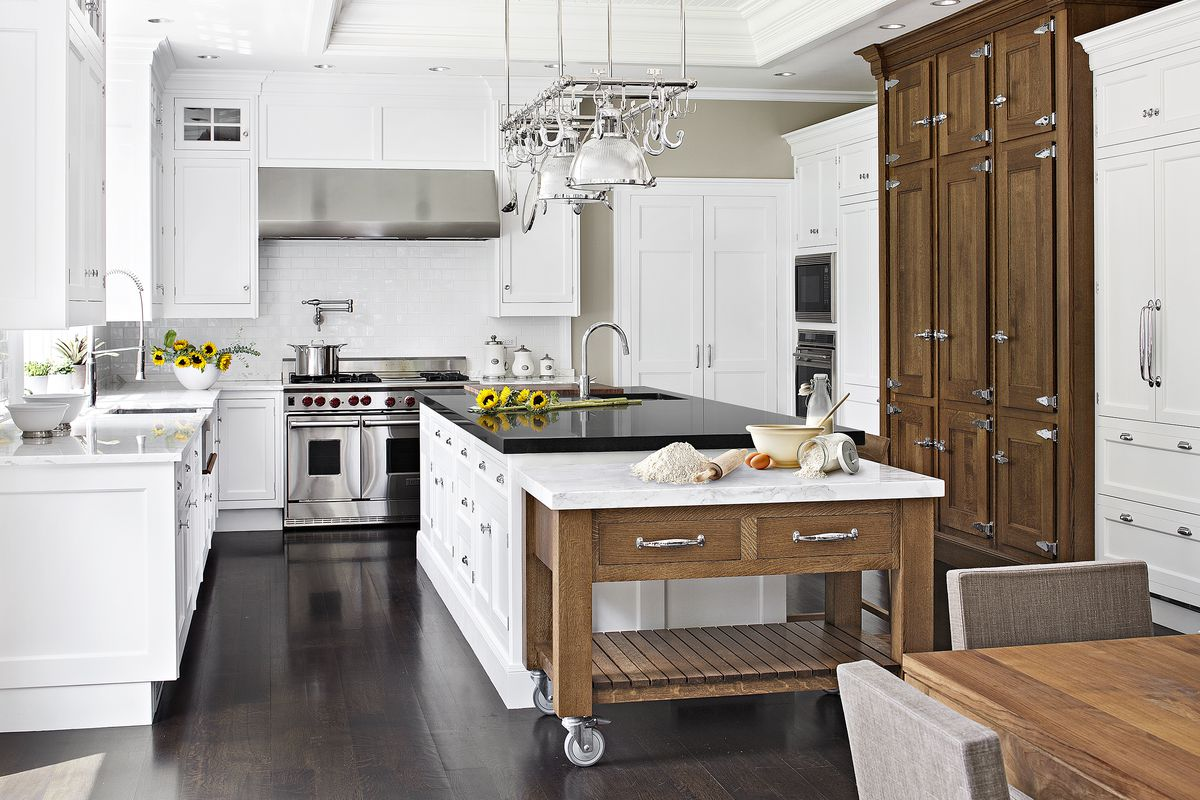 Create A Baking Station This Old House