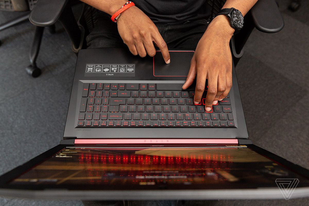 Acer Nitro 5: gaming on a budget - The Verge