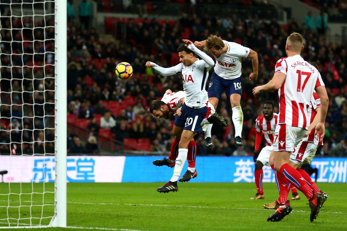 Tottenham Hotspur v Stoke City - Premier League