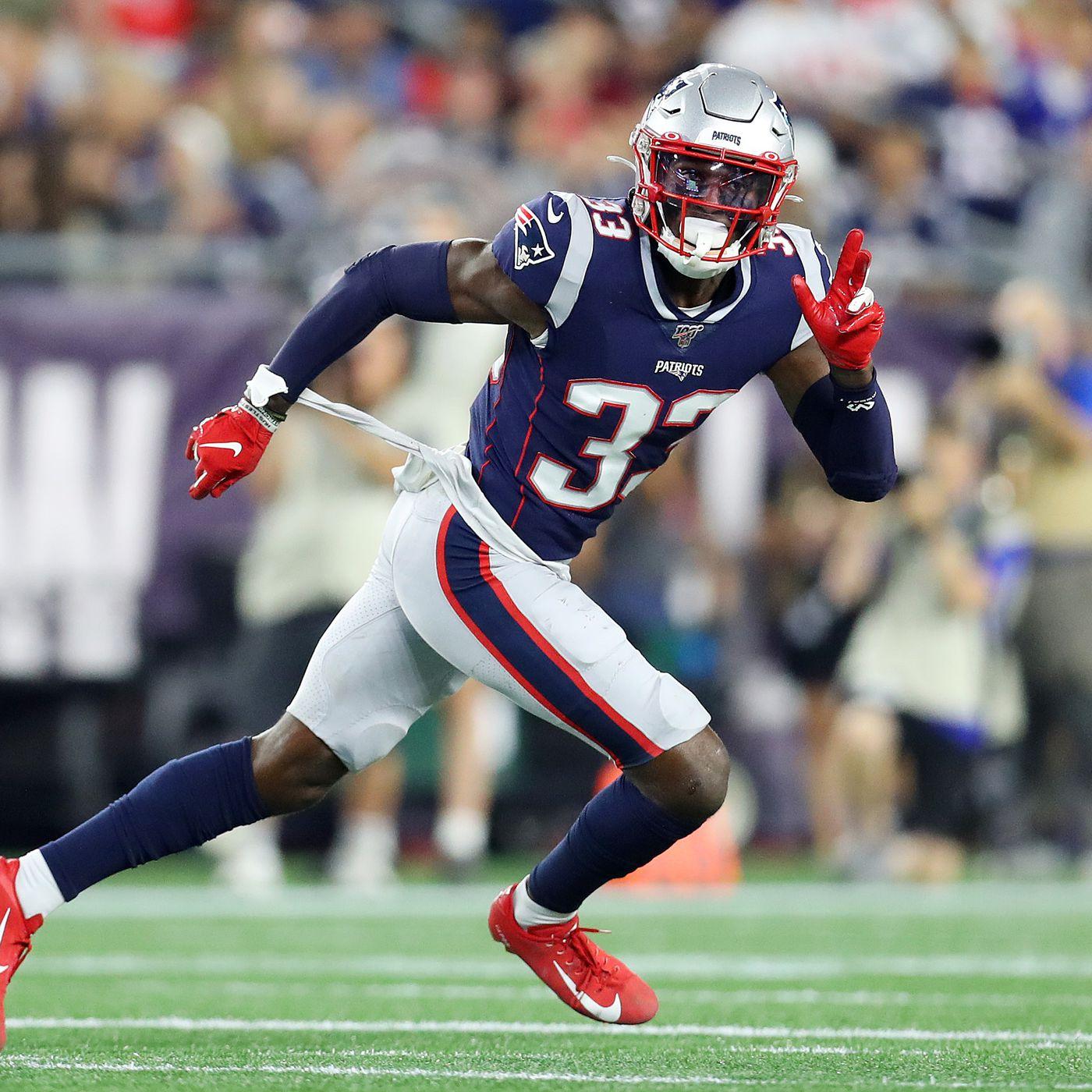 Patriots cornerback Joejuan Williams reportedly facing drug ...