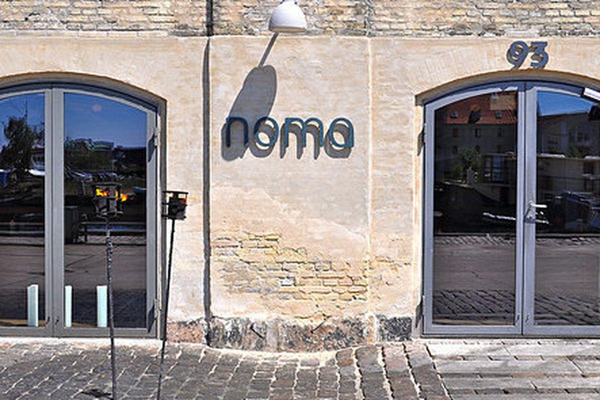 Noma, Copenhagen.