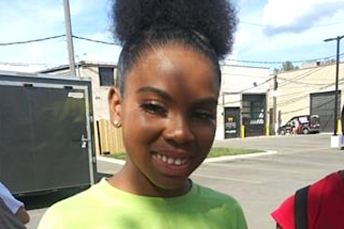 Lazaria Hampton reported missing from Chicago; may be in Missouri