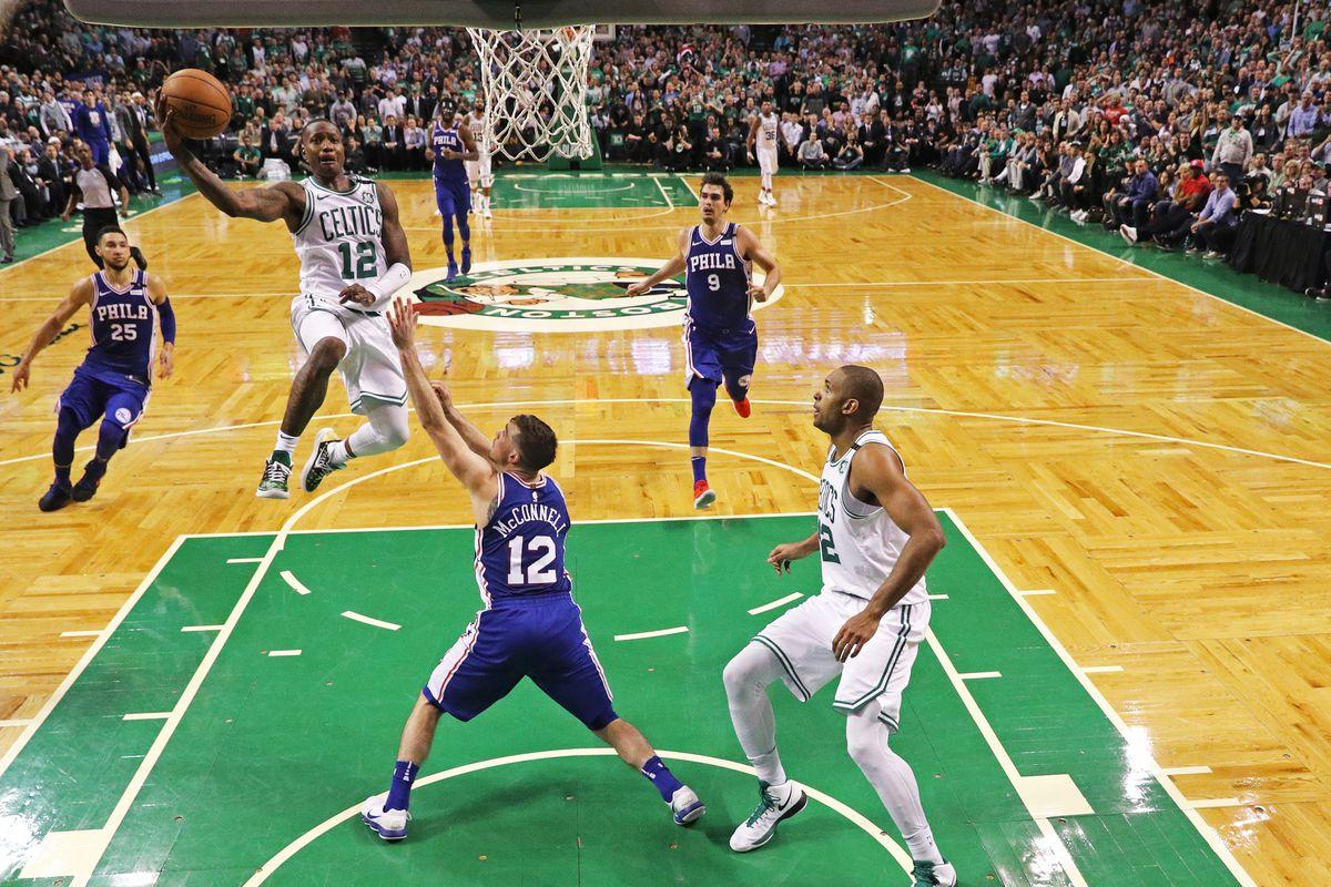 Philadelphia 76ers v Boston Celtics - Game Five