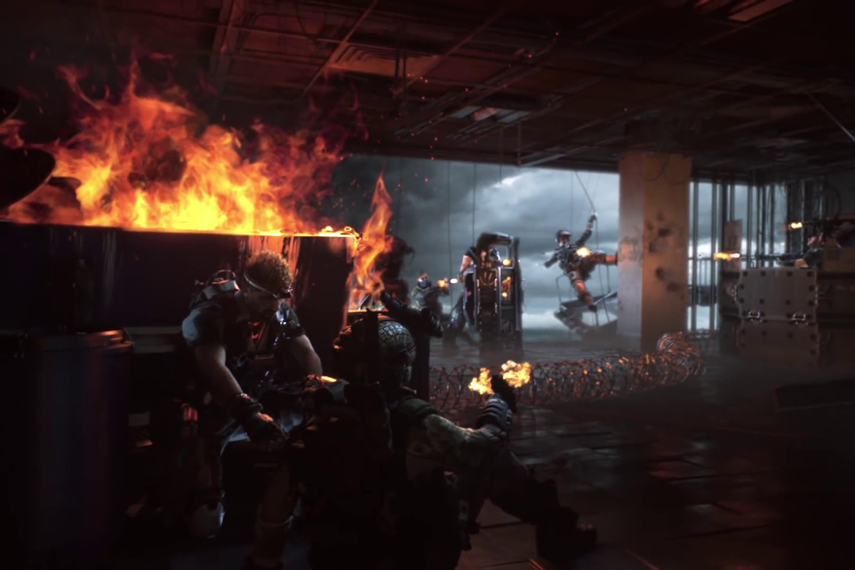 Call Of Duty Black Ops 4 Beta Kicks Off In August Polygon