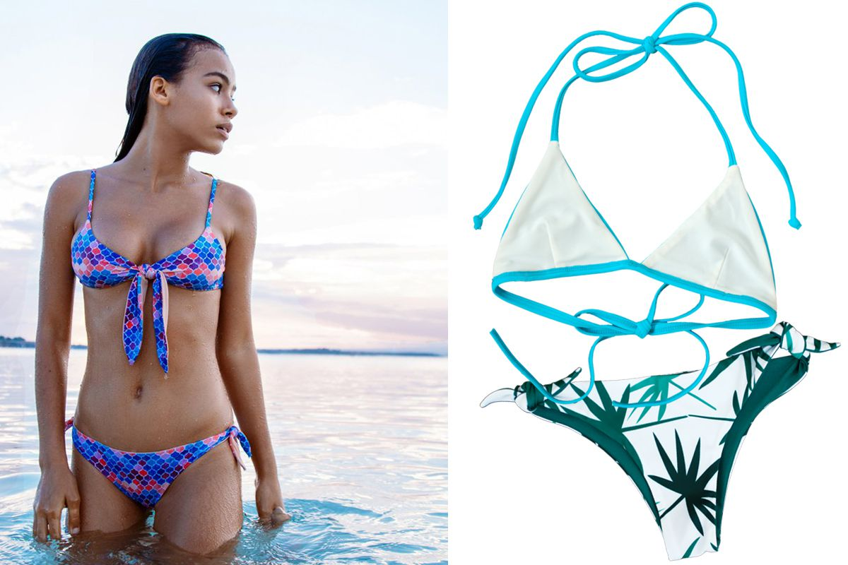 Kovey Reversible Swimsuits