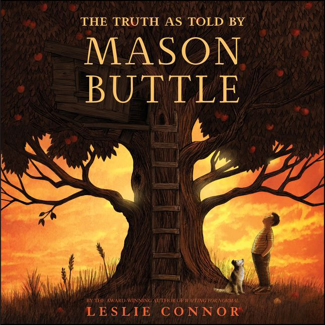 The Truth As Told by Mason Buttle by Leslie Connor