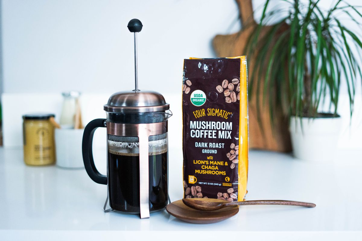 Mushroom coffee: What is it, and are there health benefits to chaga, reishi and lion's mane?