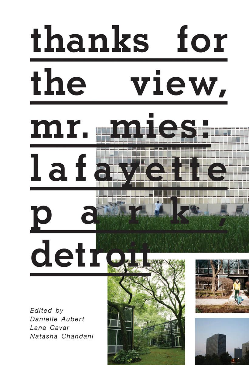 Cover of Thanks for the View, Mr. Mies