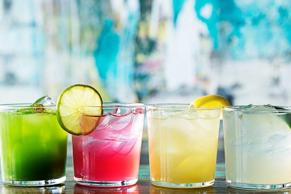 Tico DC cocktails