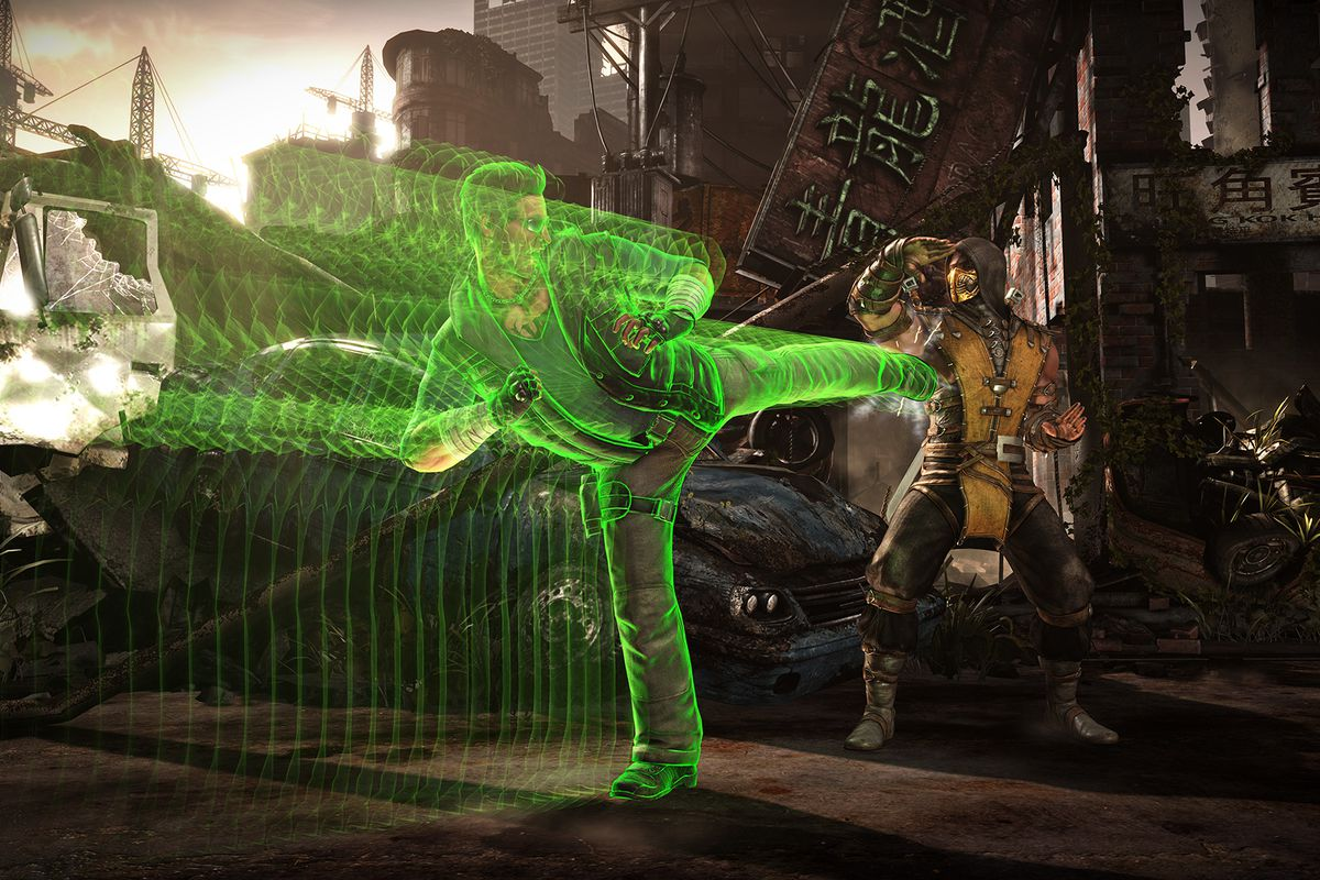 Mortal Kombat X screenshots