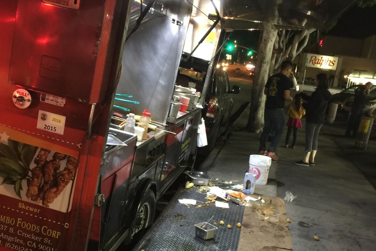 The Kembo food truck accident