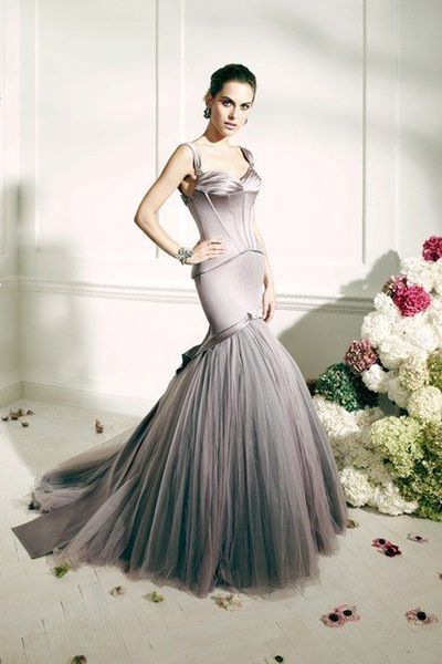Zac Posen\'s David\'s Bridal Gowns Will Come in Plus Size - Racked