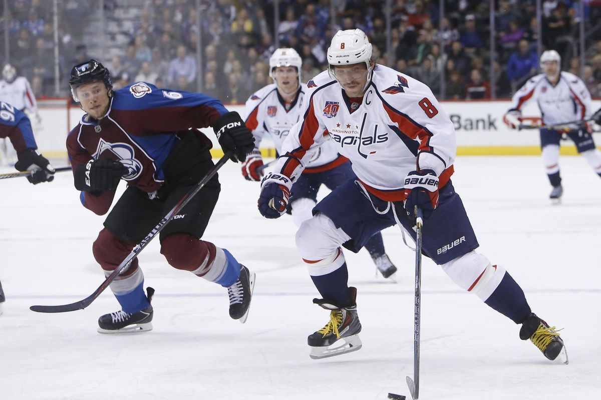 Game 78 Preview  Capitals   Avalanche - Mile High Hockey 3401b7039db8
