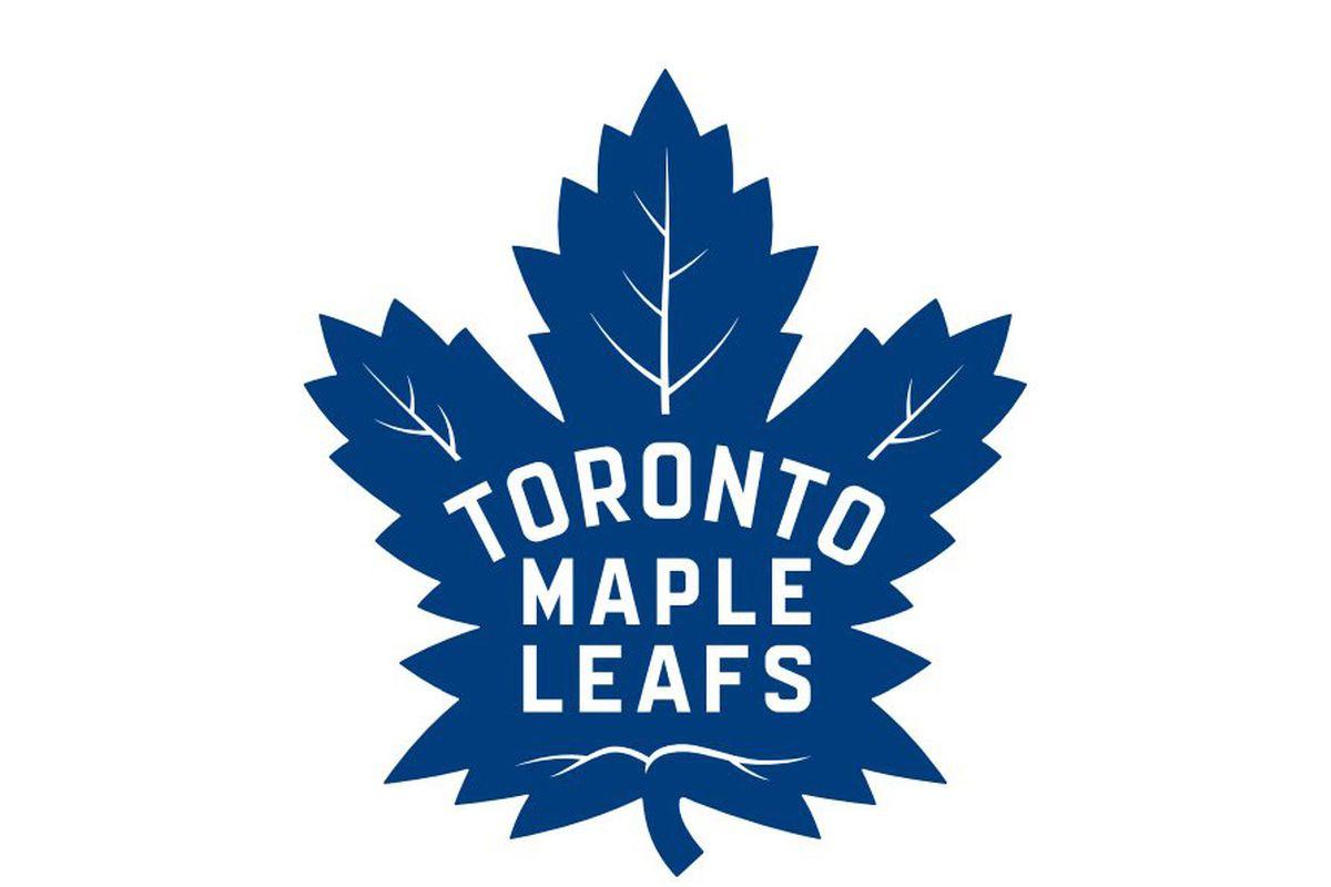 leafs new logo wide